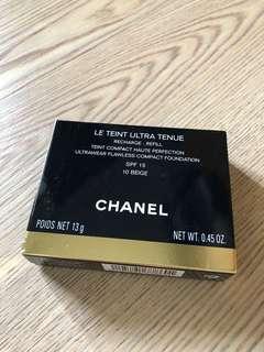 Chanel 雪紡輕紗持久粉芯 全新未拆