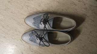 Jelly bean 淺灰藍色鞋