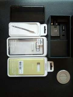 Samsung note8 128 G Orchid Grey