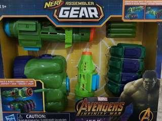 Nerf Marvel Tangan Hulk