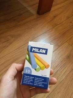 Milan chalk set