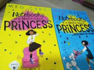 Notebooks of a middle-school princess