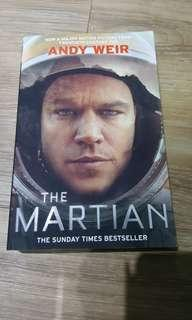 Brand new The martian