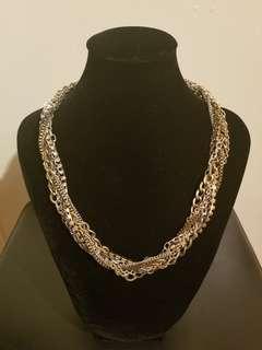 Multichains Fashion Necklace