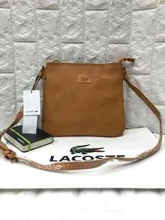LACOSTE sling bag replica