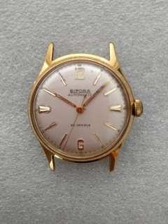 不議價Vintage Germany Bifora Automatic Watches 古董手錶