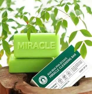 AHA BHA PHA 30 Days Miracle Cleansing Bar  Some By Mi