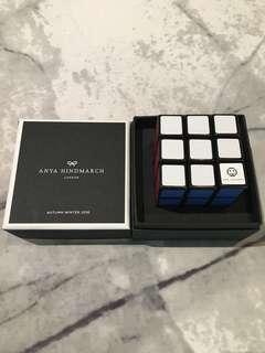 BRAND NEW AUTH Anya Hindmarch Rubik's Cube