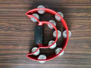 Tambourine (Standard adult size)