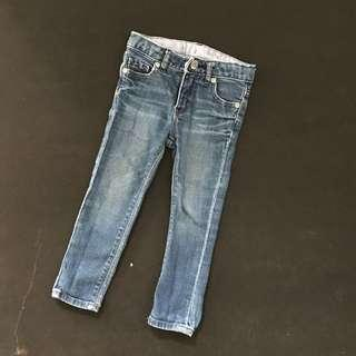 Preloved Baby Gap Jeans 2y