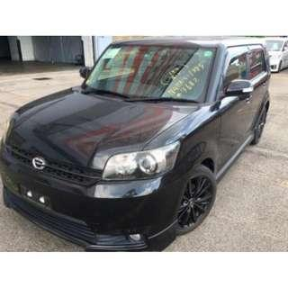 TOYOTA 	RUMION 1.8S 2010 黑色