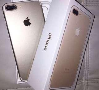 IPHONE 7 PLUS GOLD      NEED TO BE GONE ASAP!!!!