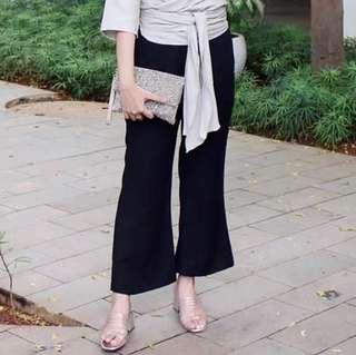 Shopatvelvet Black Pants