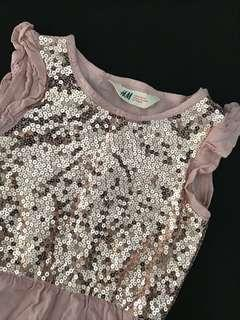 H&M Jumper Dusty Pink