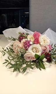 Harga Ditentukan Customer - Rustic Flower Bouquet