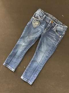 GUESS preloved jeans 3y