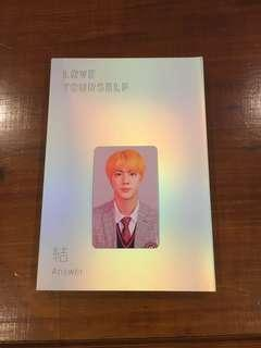 BTS Love Yourself; Answer Album L Version