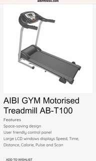 AIBI MOTORISED TREADMILL AB T3030