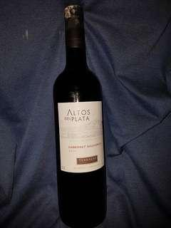 Red Wine - Altos Del Plata Cabernet Sauvignon