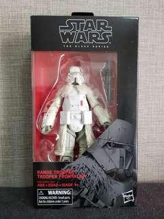 "Star Wars 6"" Black Series Range Trooper"