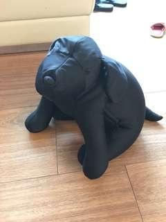 🚚 Mogu 超微粒 小狗造型抱枕
