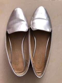 Aldo 鞋 銀色