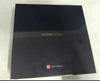 Huawei Mate 10 NTC Brand new and Sealed