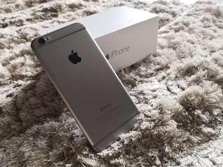 Iphone 6 64gb MY set full box like new condition