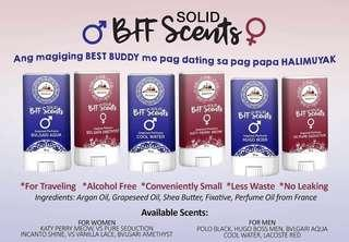 BFF Solid Scents