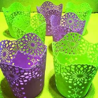 Decorative Plastic Flower Pots