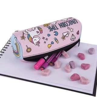 Unicorn Time Pencil Case