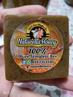 "Sabun Muka Madu Kelulut ""STINGLESS BEE FACE SOAP"""