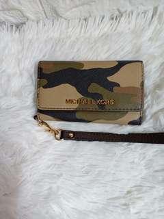 authentic mk case wallet not coach,ks,dkny,lv