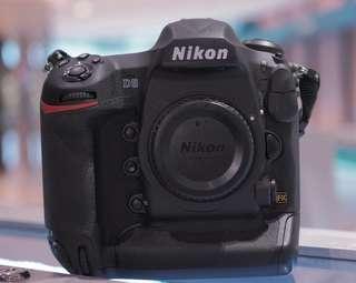 Nikon d5(xqd)