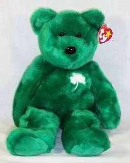 Ty Green Bear