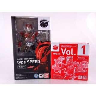 Shf drive type speed 連特典1 假面騎士drive
