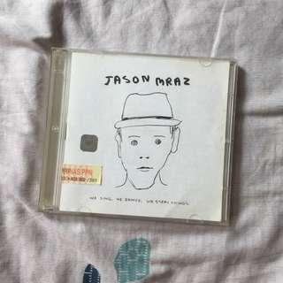 CD We Sing. We Dance. We Steal Things. by Jason Mraz
