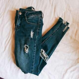 Cotton On Ripples Jeans