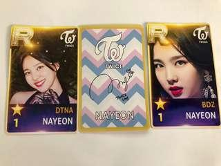 Fan-Made TWICE Nayeon Royal Cards