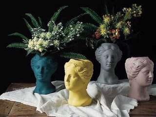 北歐風陶瓷花瓶/花樽