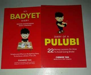 Diary ng Pulubi And My Badyet Diary (2 for 175 only)