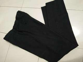 Good quality of Man's Executive Skinny Pants (BLACK) #xmas25