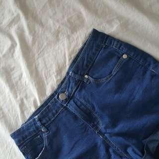 🌹 Blue Shorts
