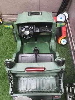 2 Seater Motorised Car