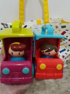 Playskool truck