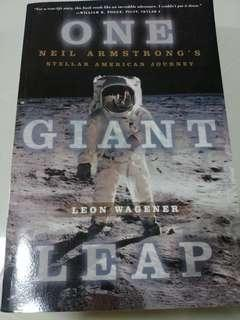 One Giant Leap Neil Armstrong Stellar American Journey