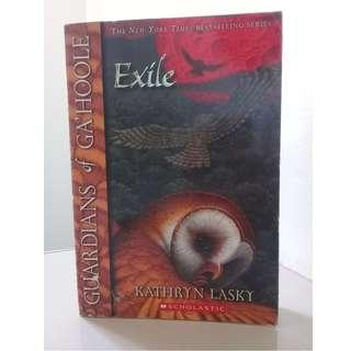 Guardians of Ga'Hoole: Exile