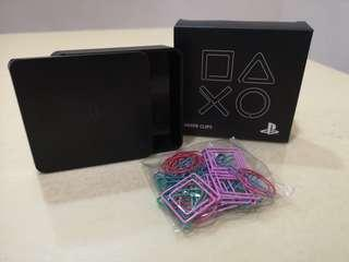 PlayStation limited edition paper clips