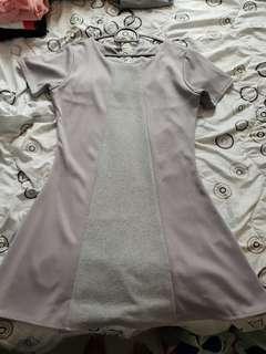 Preloved grey dress