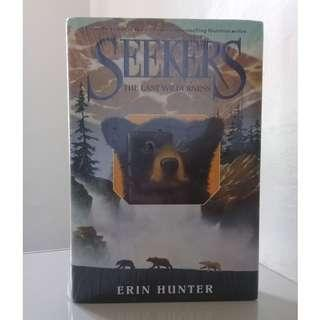The Last Wilderness (Seekers #4) by Eric Hunter